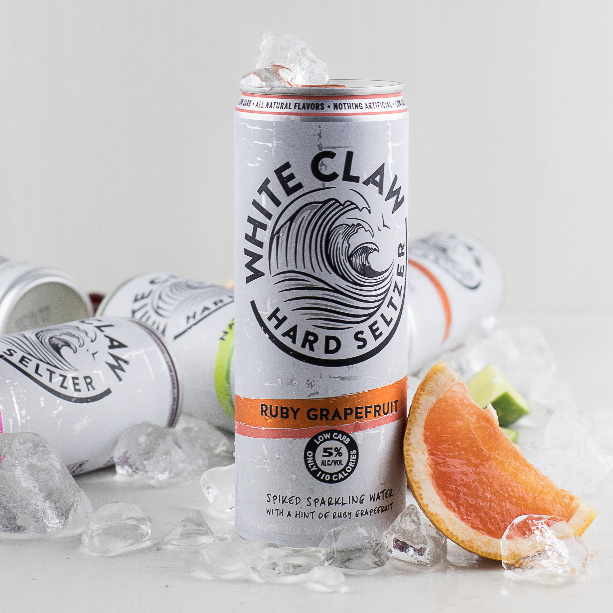Summer Sips: White Claw Hard Seltzer - The Food Gays